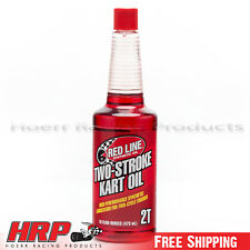 Red Line Two-Stroke Kart Oil (16 oz.)  RED-40403