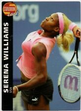 SERENA WILLIAMS CZECH STADION 2002 #567 RC RARE SP