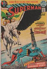 DC Comics- Superman #249, March 1972