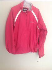 Henri Lloyd TP1 Waterproof Jacket Women's Size 4 Pink