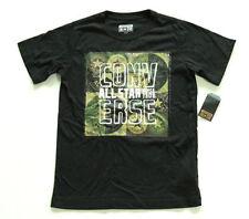 T-shirts et hauts coton mélangé avec des motifs Logo pour garçon de 2 à 16 ans