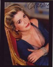 CATHERINE DENEUVE Signed Photo w/ Hologram COA