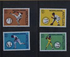 NA NVPH 771-74 Sport Baseball 1984 Postfris
