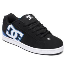 Dc Shoes Net m Shoe Xkkb Black/black/blue 44 EU (10.5 US / 9.5 UK)