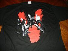 U2 2005 VERDIGO BLACK TOUR T-SHIRT/ MEN'S 2XL