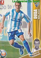 121 DUDA PORTUGAL MALAGA.CF SEVILLA.FC CARD MEGACRAQUES 2010 PANINI