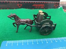 Vintage Charbens Lead Farm. Horse And Dairy Cart. Pre War.