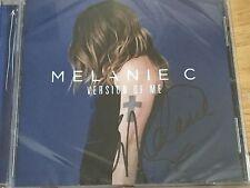 MELANIE C - VERSION OF ME SIGNED CD - PREORDER EXCLUSIVE - SEALED