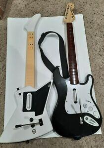 PS3 PS2 Playstation 3 ROCK BAND Guitars