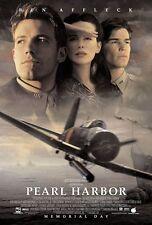 Pearl Harbor (2001) Original 27 X 40  Movie Poster