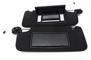 22870492 Black LED Sunvisors OEM 2017 Buick Lacrosse 2014-2020 Chevrolet Impala