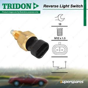 Tridon Reverse Light Switch for Holden Commodore VS VT VR Statesman VR VS HSV
