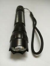 500 Lumens Cree T6 LED 18650 Tactical 3 Mode Flashlight Torch Lamp Black