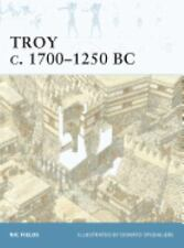 Fortress: Troy C. 1700-1250 BC 17 by Nic Fields (2004, Paperback)