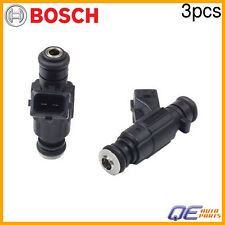 3 Mercedes Benz C280 CLK320 E320 ML320 Fuel Injector Bosch New 0280155742