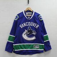 Roberto Luongo #1 Reebok CCM Jersey Size Small NHL Hockey