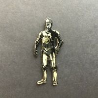 Star Wars Episode II - Attack of the Clones - C-3PO Pin RARE Disney Pin 11809
