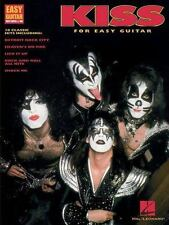 Kiss for Easy Guitar by KISS