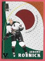 2015-16 Jeremy Roenick ITG Final Vault 1998-99 BAP Jersey 1/1 - Arizona Coyotes