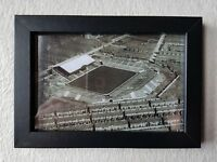 Maine Road/Man City/F.C.(Vintage/Photo/Picture/Framed/Birthday/Fan/Gift/Memento)