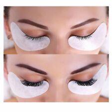 25/50/100Pairs Eyelash Pad Gel Patch Eye Pads Lint Lashes Extension Mask Eyepads