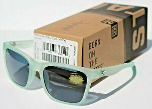 COSTA DEL MAR Panga POLARIZED Sunglasses Matte Seafoam Crystal/Gray 580P