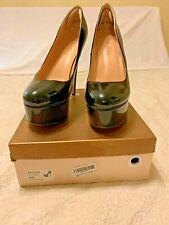 "Onlymaker  Black Patent Platform pumps  6""heel  Size 13M"