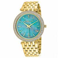 MICHAEL KORS MK3498 Darci Ladies / Women's  Gold Watch