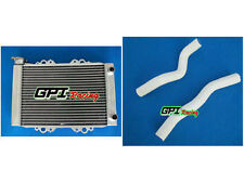 radiator+white hose Kawasaki KFX450 KFX450R 2008-2012 08 09 10 11 12 2009 2010