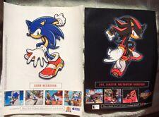 Sonic Adventure 2 Battle Poster Ad Print Dreamcast
