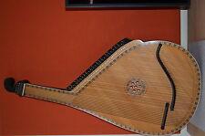 Traditional 55 String Ukrainian Bandura Original Folk Instrument made in CCCP