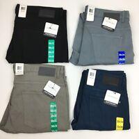 NEW Men's Calvin Klein Slim Straight Leg Jeans Black Blue Gray Beige