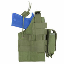 CONDOR H-1911-001 Ambidextrous Modular Holster Pouch Nylon Olive
