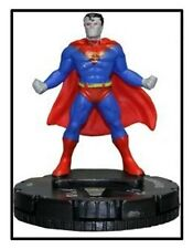 DC Superman Heroclix Superman Robot #100  New with Card Unplayed