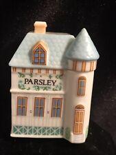 Lenox Spice Village Spice Jar-Parsley-1989