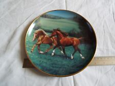 FRANKLIN MINT WILD AND FREE (265)
