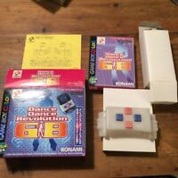 GB -- Dance Dance Revolution GB -- Box. Game Boy, JAPAN Game Nintendo. 29814 JP