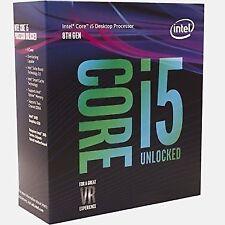 Intel Core I5 8600k - 3.60GHz BX80684I58600K Processor