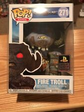 Funko Pop! Games Playstation God Of War Fire Troll  In Protector #271