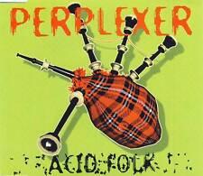 Perplexer-Acid Folk (mcd => 3 track) 1994 very good condition