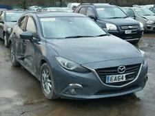MAZDA 3 2014 SE-L NAV 2.2 SKYACTIV ENGINE BREAKING SALVAGE FRONT END WHEEL NUT