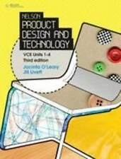Nelson Product Design and Technology - Units 1-4 3E  textbook with Access Code