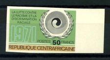 Repubblica Centrafricana 1971 Mi. 256 Nuovo ** 100% Non dentellati Contro il Ra