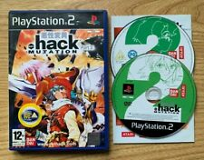 .Hack Vol 2 - Mutation (Sony PlayStation 2, 2004) - PAL Version PS2