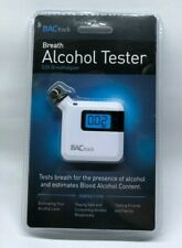 New Bactrack Breath Alcohol Tester S35 Breathalyzer- White
