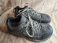 Red Wing Worx Gray Steel Toe Safety Work Shoes Sneakers Women 9 M  EXCELLENT