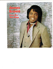 James Brown SOUL/R&B45(SCOTTI BROTHERS 06568)House Of Rock/How Do You Stop PROMO