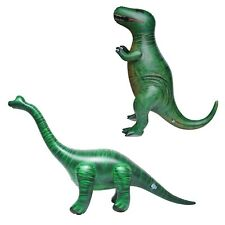 Jet Creations T-Rex Combo! Inflatable T-Rex and Inflatable Brachiosaurus Di-T.
