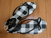 Kate Spade Flip Flops Size 7