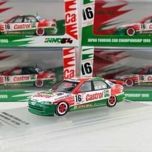 1:64 Honda Civic Ferio -- 1995 JTCC Castrol Mugen #16 -- INNO64